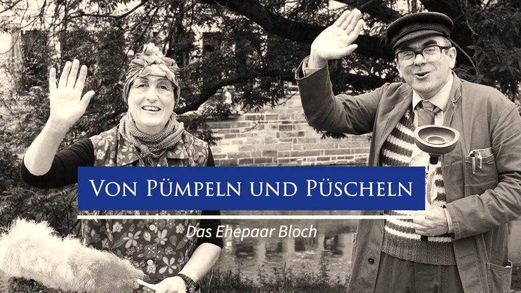 Hausmeister Bloch und Bertha